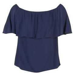vaatteet Naiset Topit / Puserot Betty London GIVATE Laivastonsininen