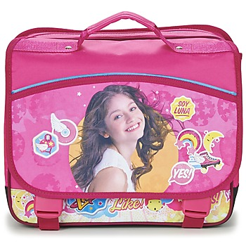 laukut Tytöt Koululaukut Disney SOY LUNA CARTABLE 38CM Vaaleanpunainen