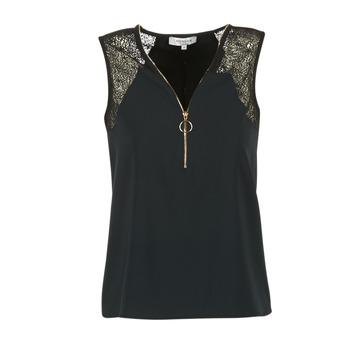 vaatteet Naiset Topit / Puserot Morgan OBLOW Black