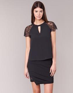 vaatteet Naiset Topit / Puserot Morgan OMA Black