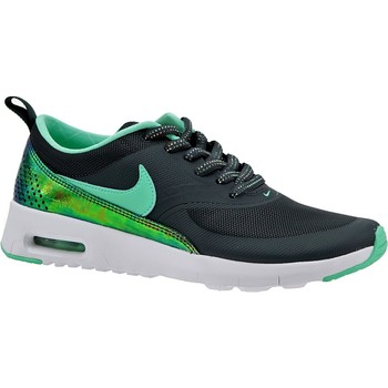 kengät Lapset Tennarit Nike Air Max Thea Print GS 820244-002 Black