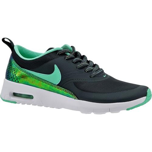 kengät Lapset Tennarit Nike Air Max Thea Print GS 820244-002 Black
