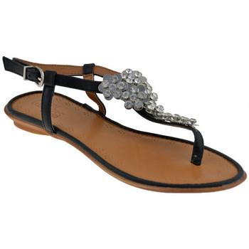 kengät Naiset Sandaalit ja avokkaat Total Lookers  Musta
