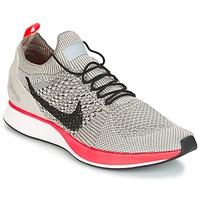 kengät Naiset Matalavartiset tennarit Nike AIR ZOOM MARIAH FLYKNIT RACER PREMIUM W Grey / Pink