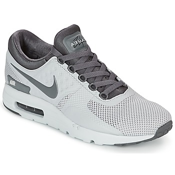 kengät Miehet Matalavartiset tennarit Nike AIR MAX ZERO ESSENTIAL Grey
