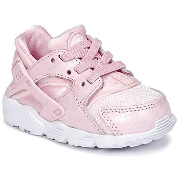 kengät Tytöt Matalavartiset tennarit Nike HUARACHE RUN SE TODDLER