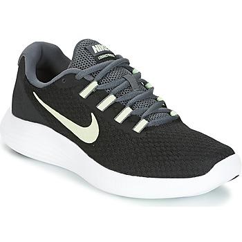kengät Naiset Juoksukengät / Trail-kengät Nike LUNARCONVERGE W Black / Yellow