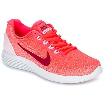 kengät Naiset Juoksukengät / Trail-kengät Nike LUNARGLIDE 9 W Pink