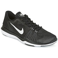 kengät Naiset Fitness / Training Nike FLEX SUPREME TRAINER 5 W Black / White