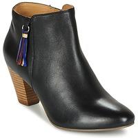 kengät Naiset Nilkkurit Bocage MARILYN Black