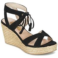kengät Naiset Sandaalit ja avokkaat Bocage HELEN Black