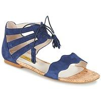 kengät Naiset Sandaalit ja avokkaat Bocage JARED Laivastonsininen