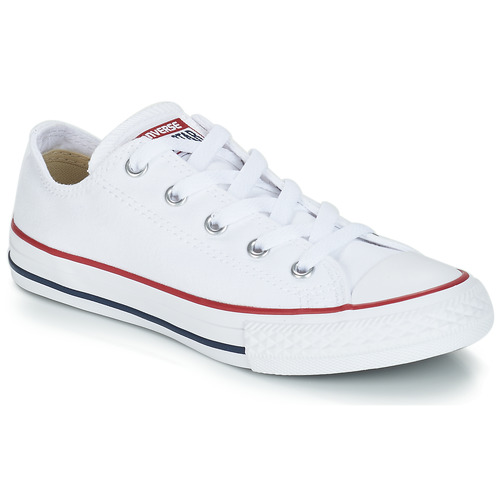 kengät Lapset Matalavartiset tennarit Converse CHUCK TAYLOR ALL STAR CORE  OX White 60b8ee2613