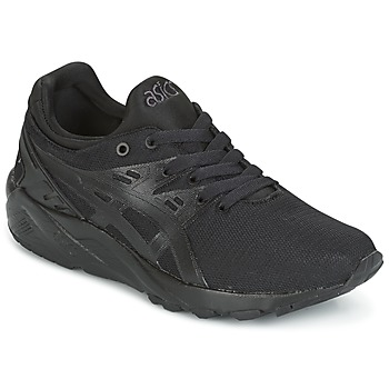 kengät Lapset Matalavartiset tennarit Asics GEL-KAYANO TRAINER EVO Black