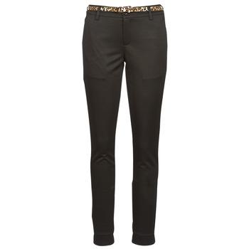 vaatteet Naiset 5-taskuiset housut Betty London GRIBANO Black