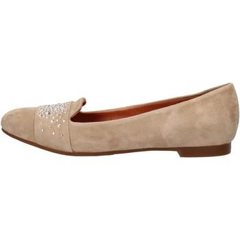 kengät Naiset Mokkasiinit Carmens Padova Mokkasiinit AF37 Beige