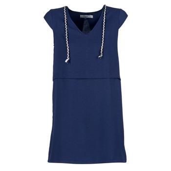 vaatteet Naiset Lyhyt mekko Casual Attitude GELLE Laivastonsininen