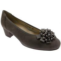 kengät Naiset Korkokengät Calzaturificio Loren LO60712fa grigio