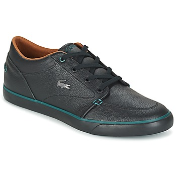 kengät Miehet Matalavartiset tennarit Lacoste BAYLISS 1 Black