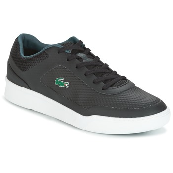kengät Miehet Matalavartiset tennarit Lacoste EXPLORATEUR SPORT Black / Green