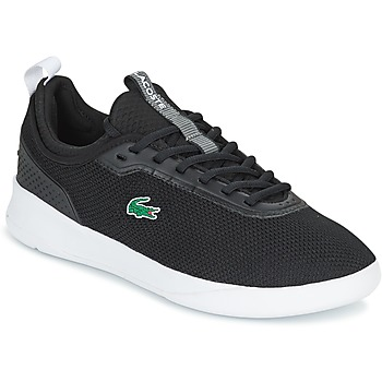 kengät Miehet Matalavartiset tennarit Lacoste LT SPIRIT 2.0 Black / White