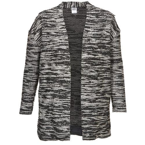 vaatteet Naiset Neuleet / Villatakit Vero Moda NELLA Black / Grey