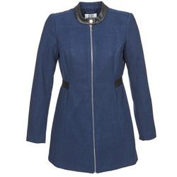 vaatteet Naiset Paksu takki Vero Moda CAPELLA Laivastonsininen