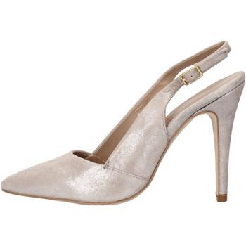 kengät Naiset Sandaalit ja avokkaat Carmens Padova Sandaalit AF503 Harmaa