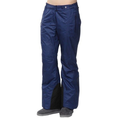 vaatteet Naiset Verryttelyhousut adidas Originals Winter Sport Performance Pant Premium Tummansininen