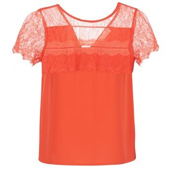 vaatteet Naiset Topit / Puserot Moony Mood GERDUS Orange