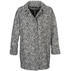 vaatteet Naiset Paksu takki Kookaï SARAH Grey