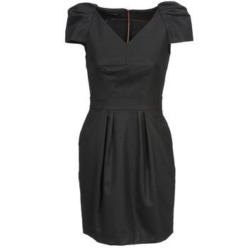 vaatteet Naiset Lyhyt mekko Kookaï CHRISTA Black