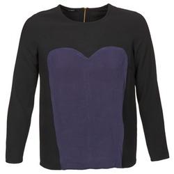 vaatteet Naiset Topit / Puserot Kookaï EMMY Black