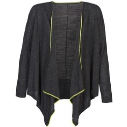 vaatteet Naiset Neuleet / Villatakit Kookaï ALISSON Grey