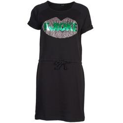 vaatteet Naiset Lyhyt mekko Kookaï DELIA Musta