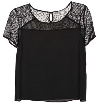 vaatteet Naiset Topit / Puserot Kookaï WENDY Black