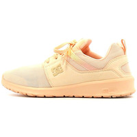 kengät Naiset Matalavartiset tennarit DC Shoes Heathrow J Pink