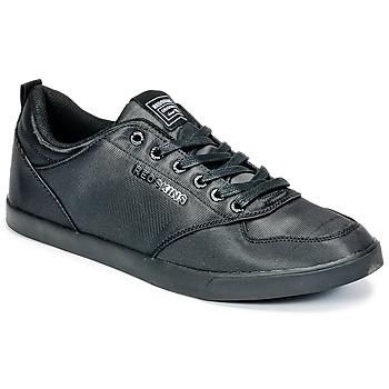 kengät Miehet Matalavartiset tennarit Redskins NORANI Black