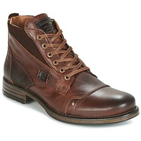kengät Miehet Bootsit Redskins YVORI Brown
