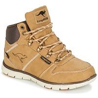 kengät Pojat Bootsit Kangaroos BLUERUN 2098 Hunaja