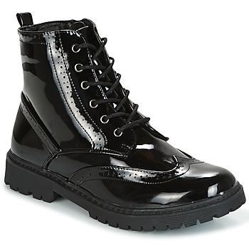 kengät Naiset Bootsit Vero Moda GLORIA Black