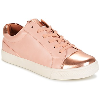 kengät Naiset Matalavartiset tennarit Only SIRA SKYE Pink