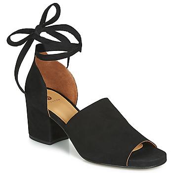 kengät Naiset Sandaalit ja avokkaat Hudson METTA Black