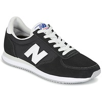 kengät Matalavartiset tennarit New Balance U220 Black