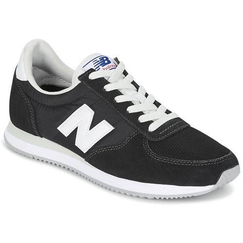 outlet store sale 8ac97 678eb New Balance U220. 60.90. kengät Matalavartiset tennarit New Balance U220  Black ...