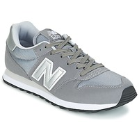 kengät Miehet Matalavartiset tennarit New Balance GM500 Grey