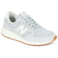 kengät Naiset Matalavartiset tennarit New Balance WRL420 Grey / CLAIR