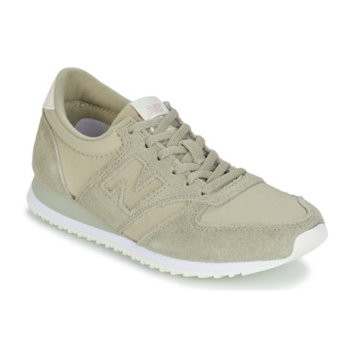 kengät Naiset Matalavartiset tennarit New Balance WL420 Beige