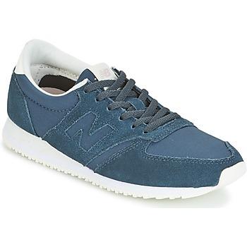 kengät Naiset Matalavartiset tennarit New Balance WL420 Blue