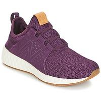 kengät Naiset Juoksukengät / Trail-kengät New Balance CRUZ Bordeaux